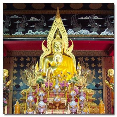 Buddha Statue, Doi Suthep