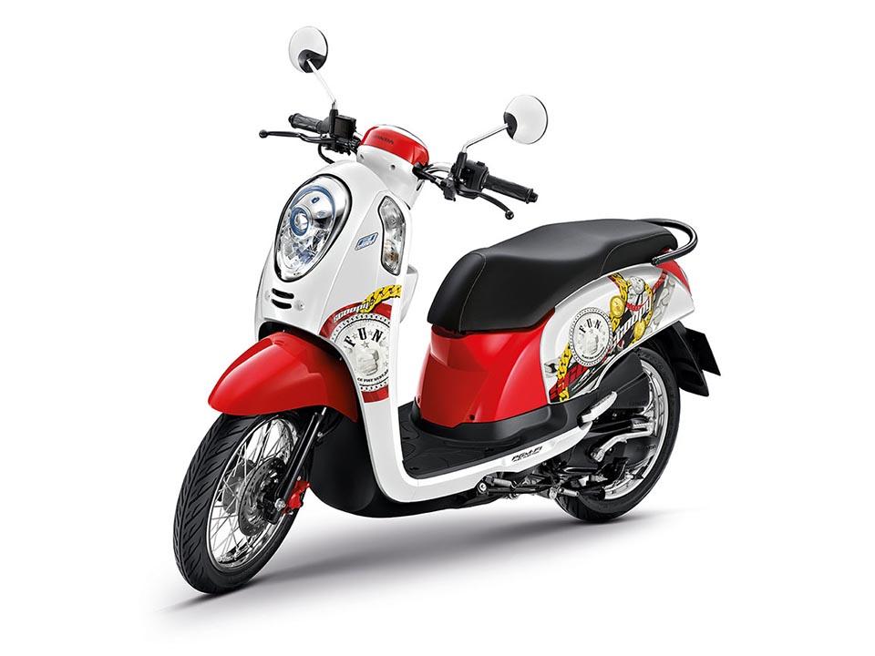 Honda Scoopy Original