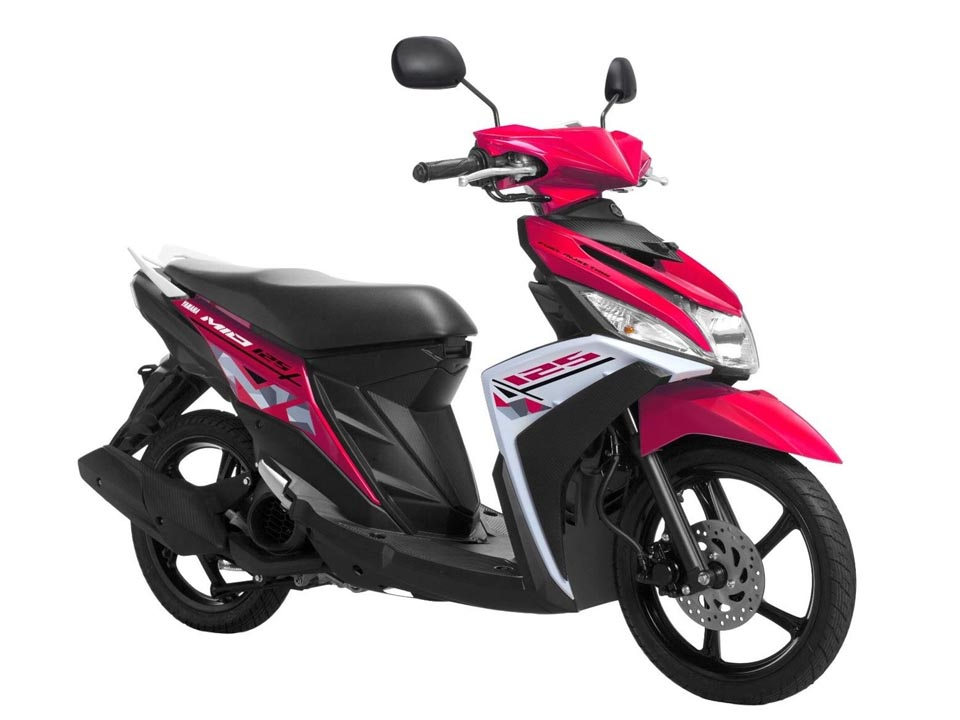 Yamaha Mio 125 Injection